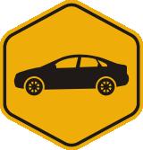 легкові автомобілі